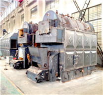 electricity natural gas fire tube boiler supplier