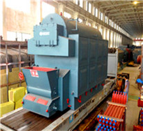 combined oil fired steam boiler supplier in asia