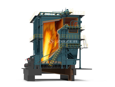 DHL series biomass-fired steam boiler